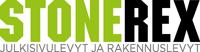 StoneREX, Cetris ja Swisspearl julkisivulevyt, rakennuslevyt ja sokkelilevyt Logo